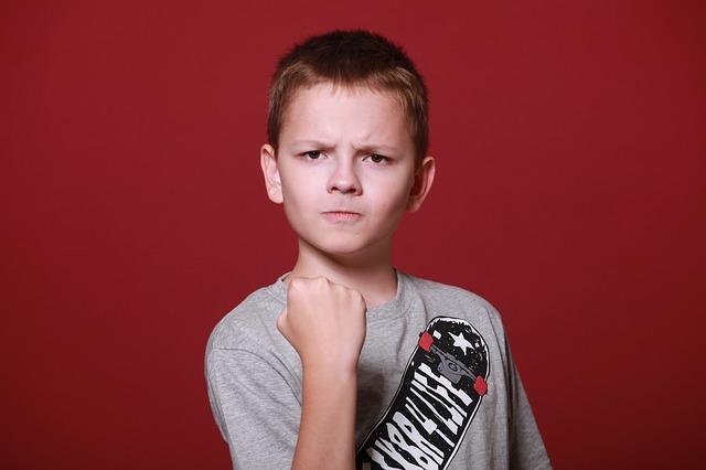 怒りは我慢せず受け止めると鎮まる。